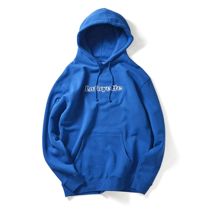 라파예트 후드 OUTLINE LOGO HOODED ROYAL Lafayette