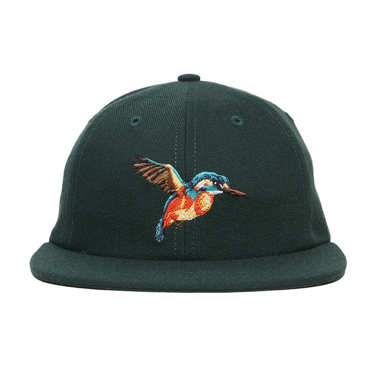 아카풀코골드 볼캡  HUMMINGBIRD 6-PANEL CAP GREEN  ACAPULCO GOLD