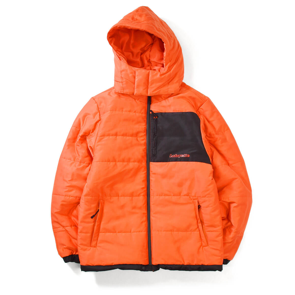 라파예트 패딩 자켓 ALL CITY POLYESTER FILL JACKET ORANGE Lafayette