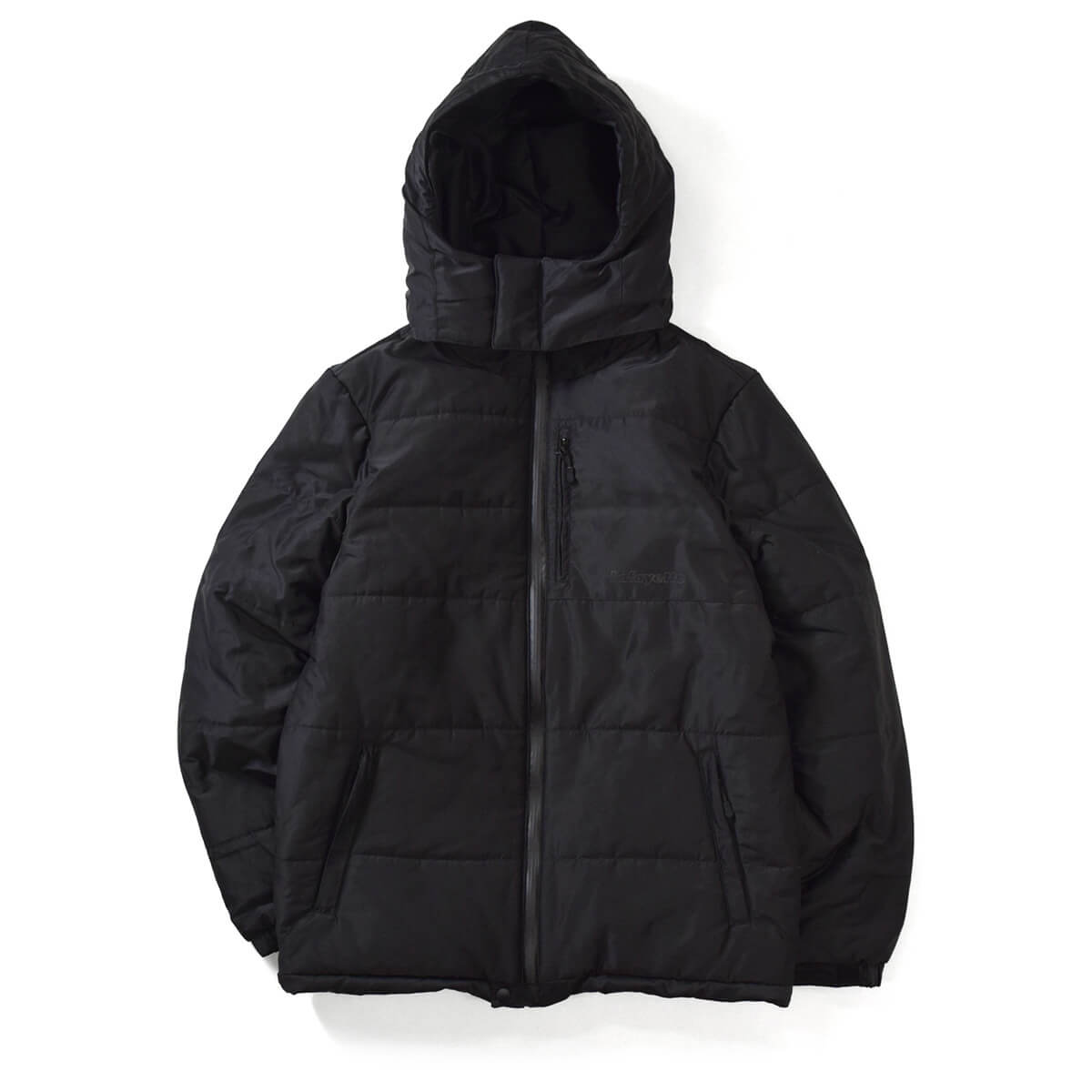 라파예트 패딩 자켓 ALL CITY POLYESTER FILL JACKET BLACK Lafayette