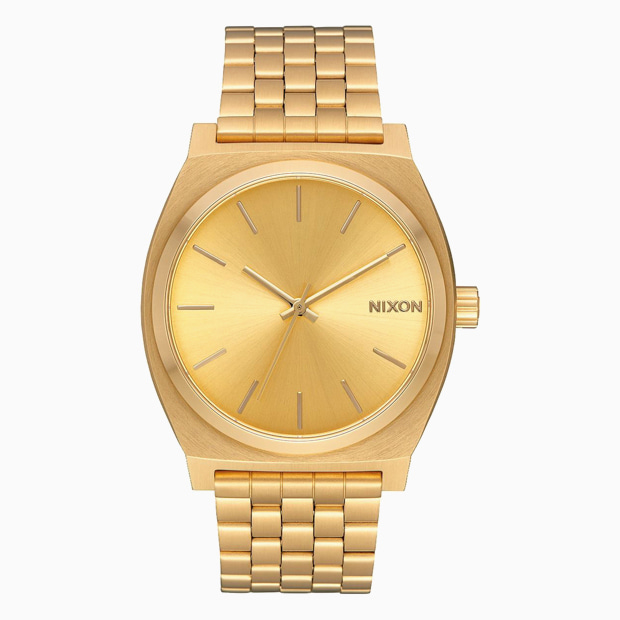 닉슨 시계  TIME TELLER ALL GOLD/GOLD NIXON