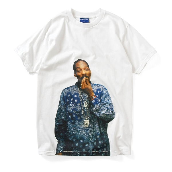 라파예트 반팔 티셔츠  SNOOP DOG TEE WHITE  Lafayette