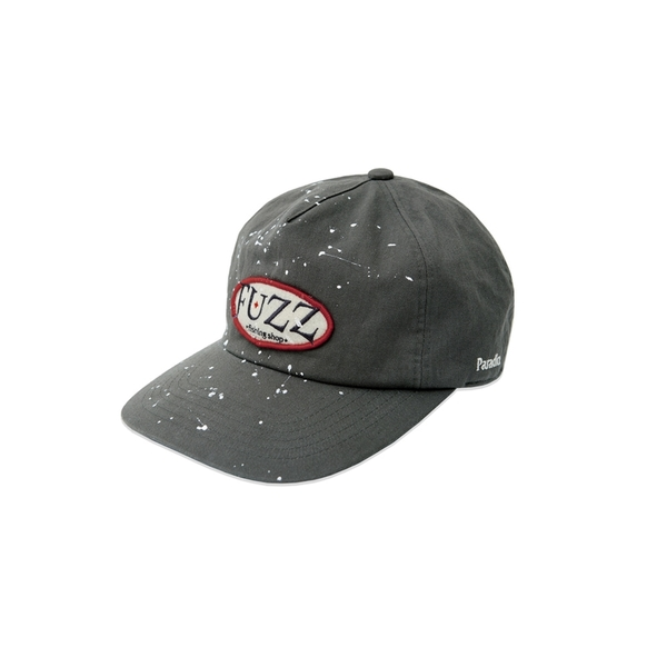 퍼즈 모자  FUZZ FISHING SHOP CAP CHARCOAL  FUZZ