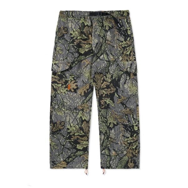 버터굿즈 바지  EQUIPMENT TECHNICAL CARGO PANTS LEAF CAMO  BUTTER GOODS