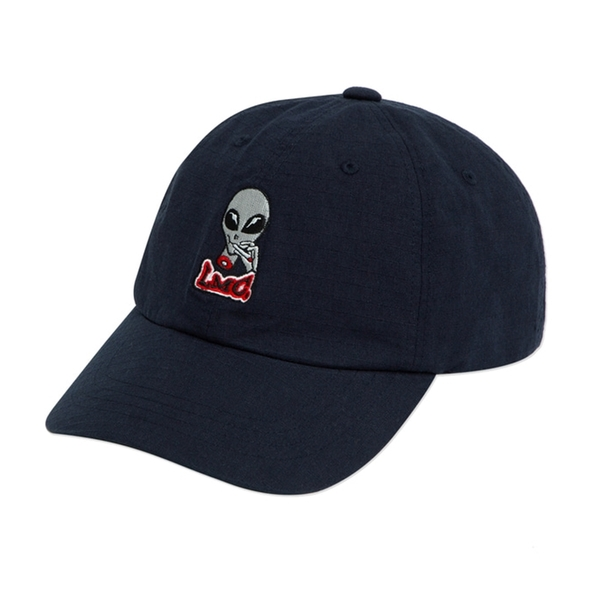 LMC 모자  RIPSTOP ALIEN 6 PANEL CAP NAVY  엘엠씨