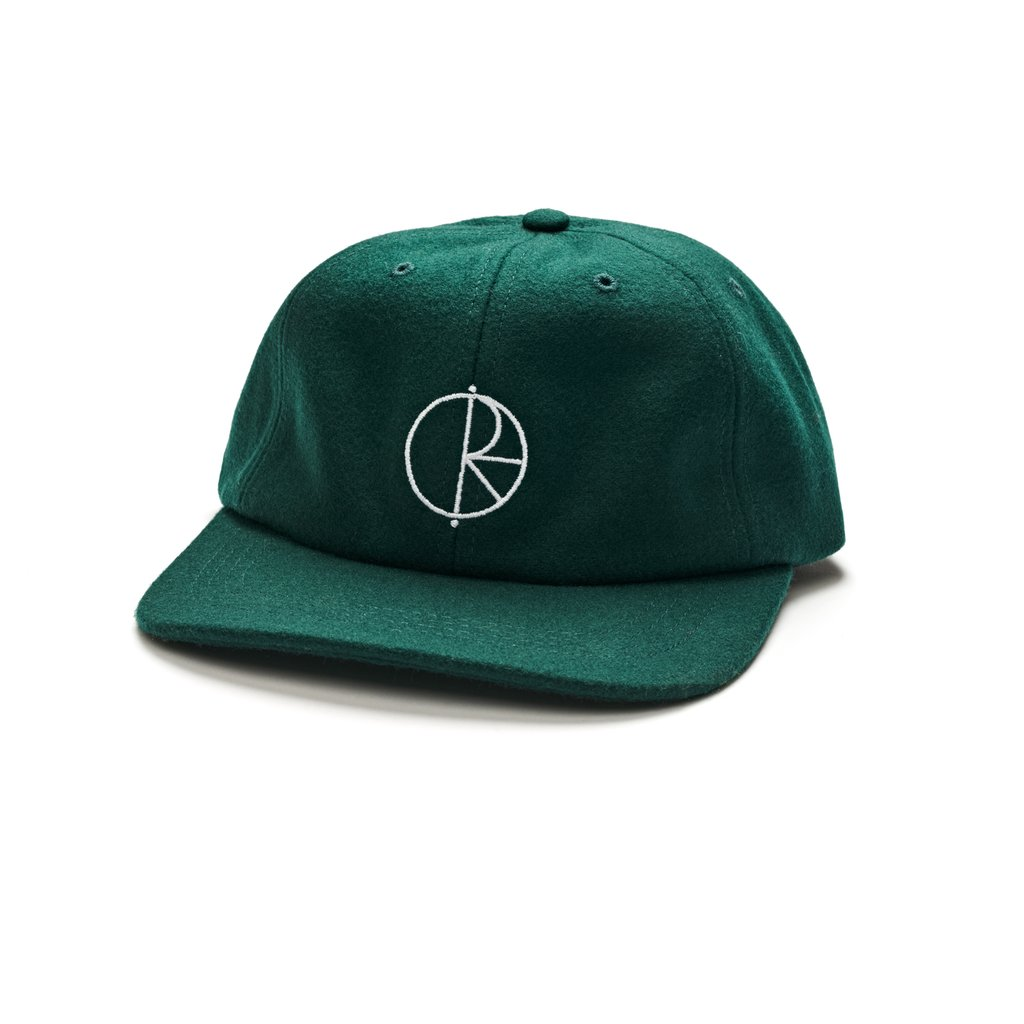 폴라스케이트코 볼캡  WOOL CAP GREEN  POLAR SKATE CO