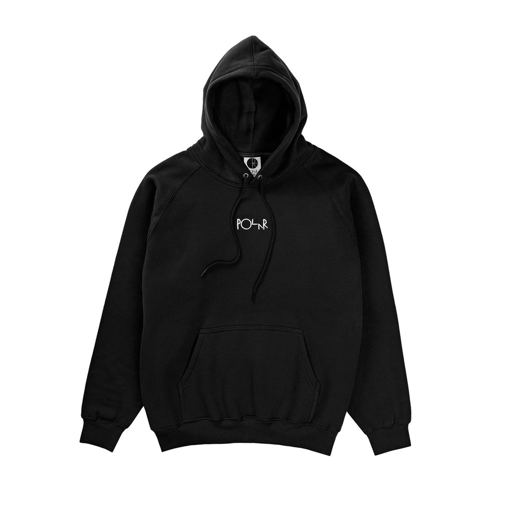 폴라스케이트 후드  DEFAULT HOOD BLACK   POLAR SKATE CO