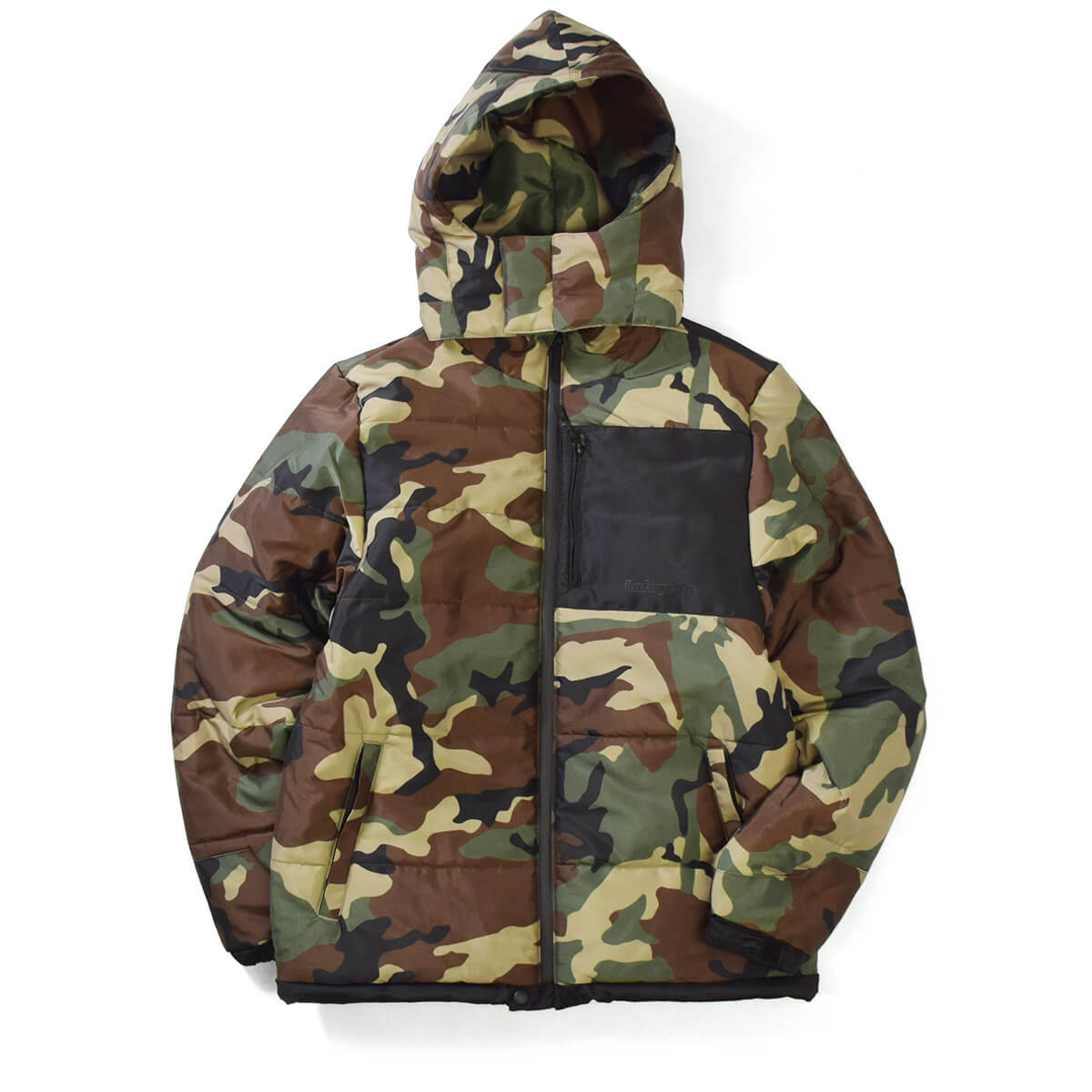 라파예트 패딩 자켓 ALL CITY POLYESTER FILL JACKET CAMO Lafayette