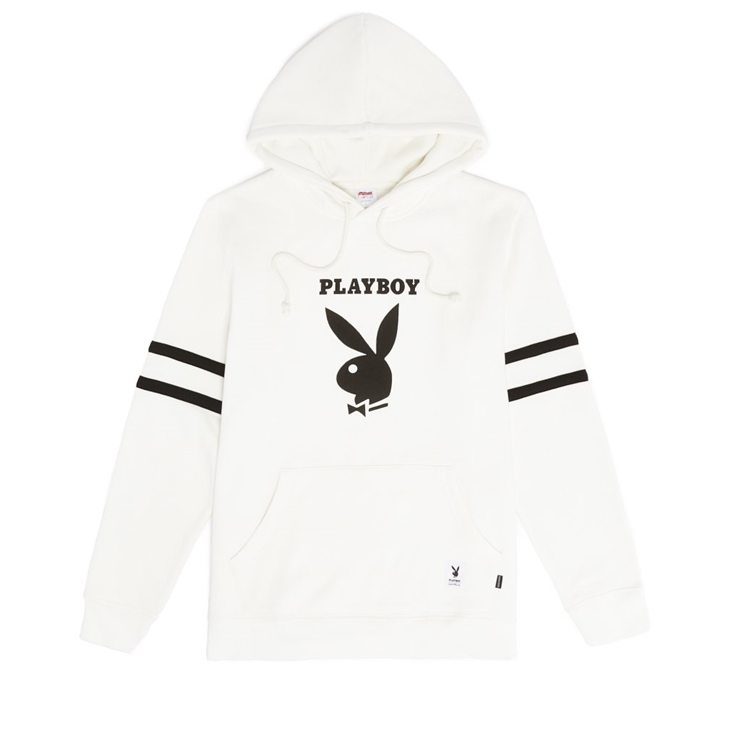 굿월스 후드  GW X PB FOOTBALL HOODIE WHITE  GOOD WORTH
