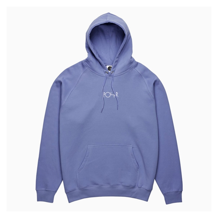 폴라스케이트코 후드  DEFAULT HOOD BAJA BLUE  POLAR SKATE CO