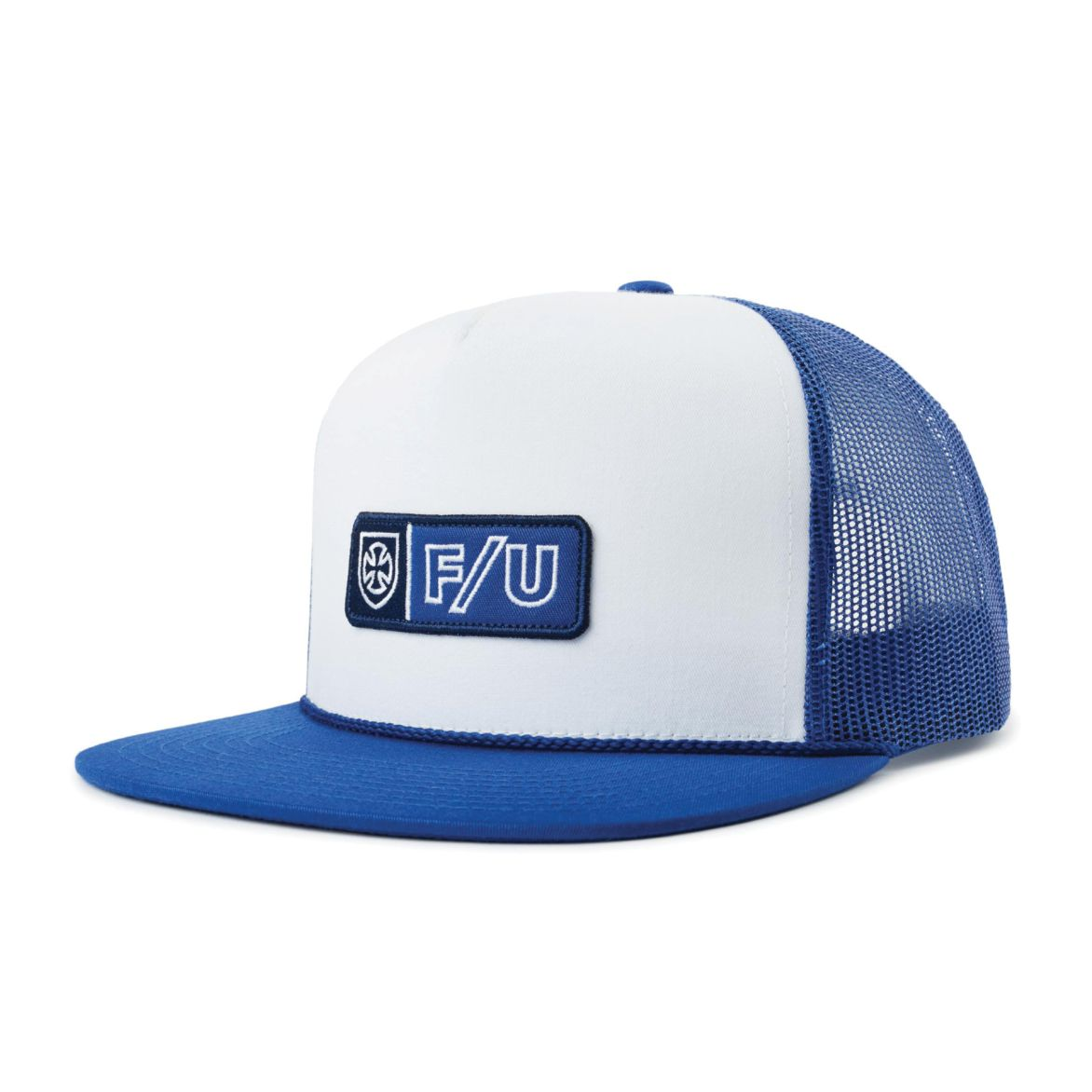 브릭스톤x인디펜던트 모자TURNPIKE HP MESH CAP ROYAL/WHITEBRIXTON