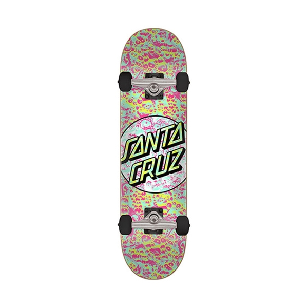 산타크루즈 컴플릿 보드  Foam Dot Sk8 Complete 7.5in X 30.6in  SANTA CRUZ
