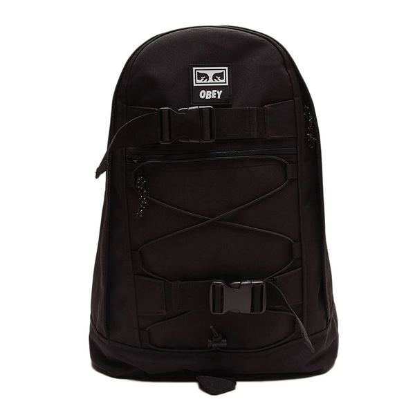 오베이 가방  CONDITIONS UTILITY DAY PACK BLACK  OBEY