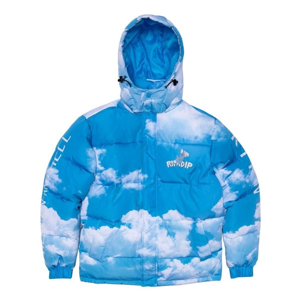 립앤딥 자켓  HEAVEN AND HEEL PUFFER JACKET  RIP N DIP
