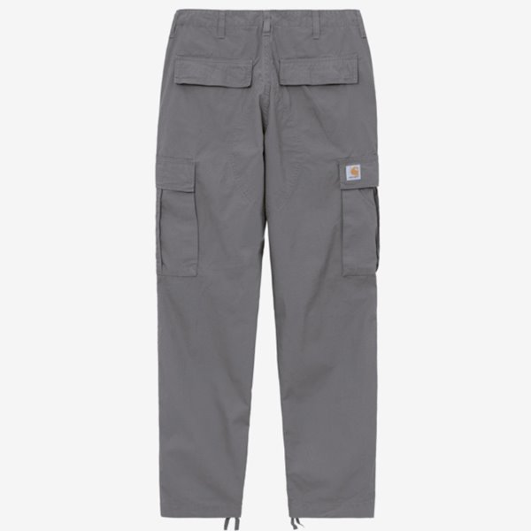CARHARTT 바지  REGULAR CARGO PANT COLUMBIA AIR FORCE GREY RINSED  칼하트