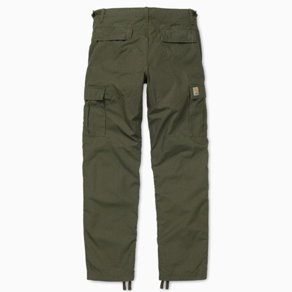 CARHARTT 바지  REGULAR CARGO PANT COLUMBIA CYPRESS RINSED  칼하트