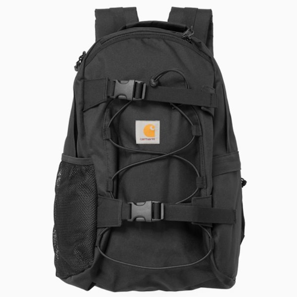 CARHARTT 가방  KICKFLIP BACKPACK BLACK  칼하트