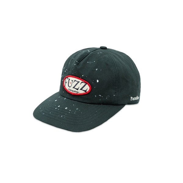 퍼즈 모자  FUZZ FISHING SHOP CAP DARK GREEN  FUZZ
