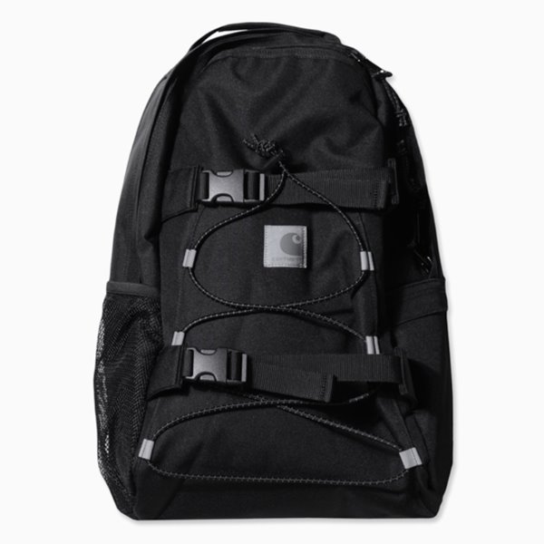 CARHARTT 가방  REFLECTIVE KICKFLIP BACKPACK BLACK  칼하트